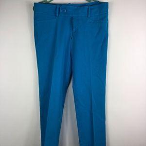 Lily Pulitzer Womens Blue size 8 Pants